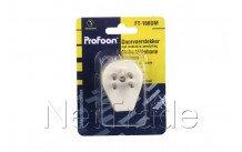 Profoon - Dubbelstekker telefoon mo - FT166DM