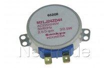Whirlpool - Motor aandrijving glasplaat -  tyj50-8a7f - 481236158449