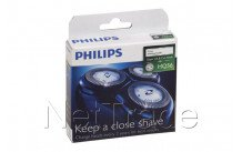 Philips - Scheerkoppen hq56s super reflex  (blister per 3st) - HQ5650