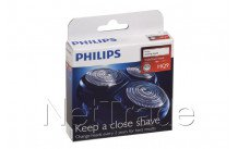 Philips - Scheerkoppen hq 9s smart touche  (blister per 3st) - HQ950