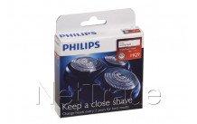 Philips - Scheerkoppen hq 9s smart touche  (blister per 3st) - HQ950