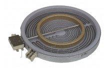 Electrolux - Keramische kookplaat - dubbele zone - d.120/210mm - 3740640218