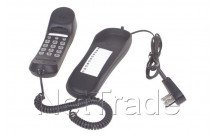Profoon - Telefoon   tx-105b zwart - TX105B