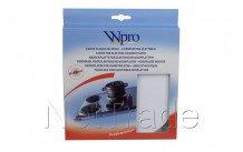 Wpro - Sierdeksel wit 165mm - 481944031807