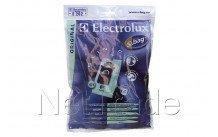 Electrolux - Stofzuigerzak e202 s-bag/clinic-poly   4 stuks - 9001660340