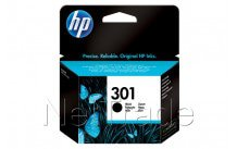 Hewlett packard - Ink cartridge hp ch561ee no.301 zwart, 190 pagina's - CH561EE