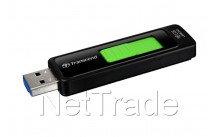 Transcend - Jetflash 760 16gb usb 3.0 black / capless transcend - TS16GJF760