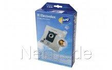 Electrolux - Stofzuigerzak s-bag anti-geur  e203b   4 stuks - 9001660068