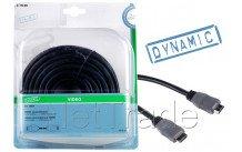 Deltac - Hdmi kabel 10.0 m dubbel - 6584