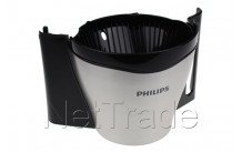Philips - Filterhouder koffiezetapparaat  (zonder anti-drupsysteem) - 996500032694