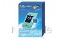 Electrolux - Stofzuigerzak e206b  s-bags clinic anti-allergy   4 stuks - 9001660357