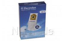 Electrolux - Stofzuigerzak  es17    5 stuks + 1 micro-filter - 9002563394