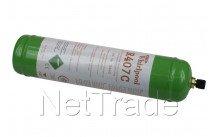 Whirlpool - Gas  r407c - 1ltr  -  nieuwe versie - 481281719448