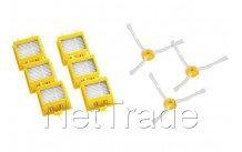Irobot - Set van 6 filters en 3 zijborstels voor de 700-serie - 21986