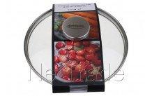 Demeyere - Glazen deksel 22 cm - 6522