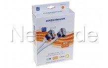 Hirschmann - Catv aansluitkabel 4g/lte proof 1,5 m met iec connector kokwi 5/koswi 4 - 695020509