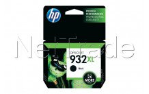 Hewlett packard - Ink cartridge hp cn053ae no.932xl 1000 pagina's zwart - CN053AE