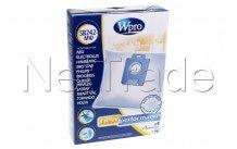 Wpro - Stofzak philips - s-bag - sb242mw - electrolux / wpro/philips - 481281718617
