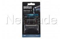 Braun - Combi pack - serie 1 - 130- 11b - 81387933