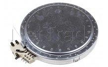 Electrolux - Kookplaat keramisch - 3  zones - d120 / 170 / 210 - 3051747016