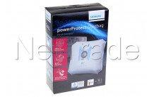 Bosch - Stofzuigerzak type g all   power protect alle type g  multibrand verpakking - 17000816