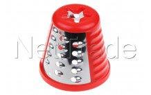 Seb tefal calor moulinex - Raspkegel - groot - rood - SS193076