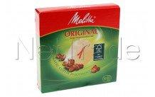 Melitta - Filter koffie - rond - n°1 -  diam. 94mm - 6629281