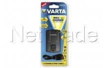 Varta stekker-usb-oplader 57957101401 portable wall charger