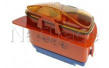 Seb tefal calor moulinex - Stofreservoir + hepafilter  (oranje) - RSRT9873