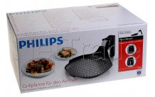 Philips - Fry-grill pan black - HD991020