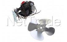 Universeel - Ventilator  - 15w -  (geschikt voor inbouwapparaten)