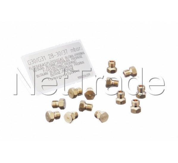 Geliefde Bosch - Inspuitstukken Gas - Butaan / Propaan - 00423714 BD27