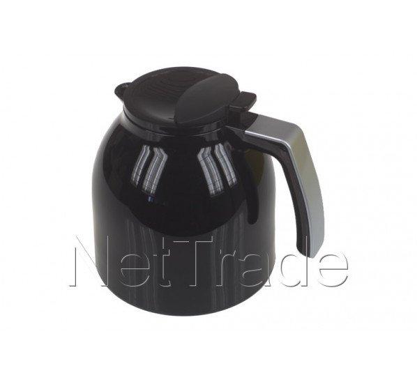 melitta thermoskan look therm iii deluxe zwart zilver 6578268. Black Bedroom Furniture Sets. Home Design Ideas
