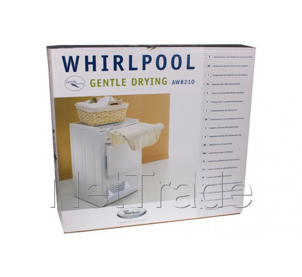 Whirlpool 481281719157 Accessory gentle drying wp dryer