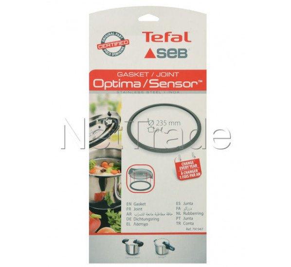 Nieuw Seb - Afdichtingsrubber Snelkookpan 8l - Diam 235mm - Tefal Sensor XW-73
