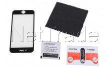 Apple - Ecran - protection crystal - noir - iphone 6