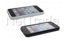 Spez - Etui de protection - iphone 5 - 2 pack - noir & blanc - 22237