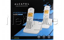 Alcatel - F330 ema duo gris - F330DUOEMAGRY