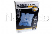 Universel - Sacs universels wonderbag wb108c  5 pieces - WB406120
