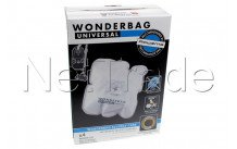 Rowenta - Sac aspirateur wonderbag endura -microfibre   4 pieces - WB484720