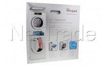 Whirlpool - Kit de superposition whirlpool - 484000008397