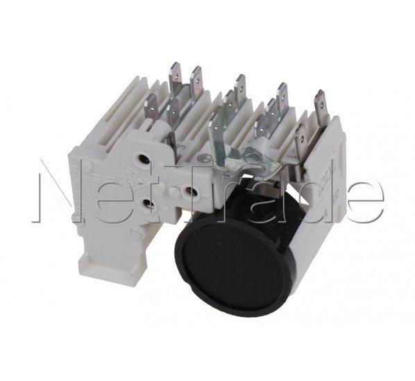 Whirlpool relais + clixon compresseur 481228038125