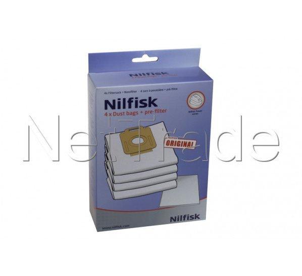 good service half price best choice Nilfisk - Sac Aspirateur Nilfisk Powe - 1470416500