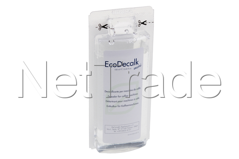 delonghi ecodecalk mini instructions